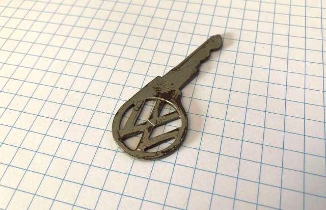 1970 Key for VW Beetle