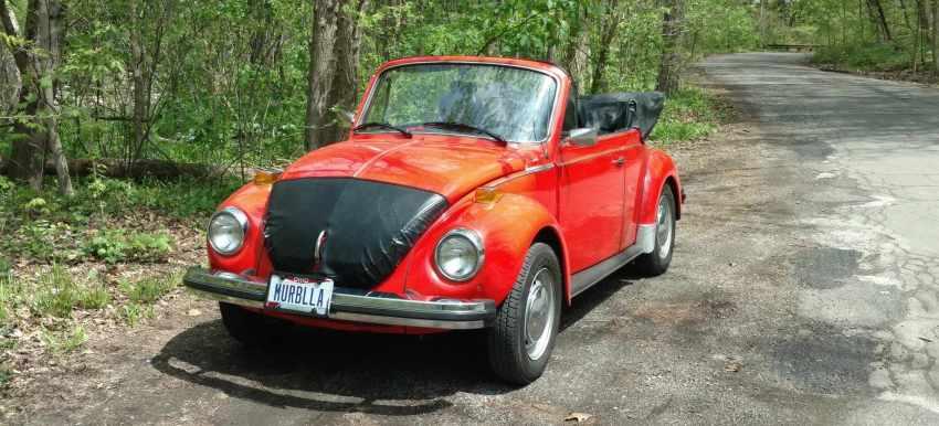 Murbella - 1979 Super Beetle