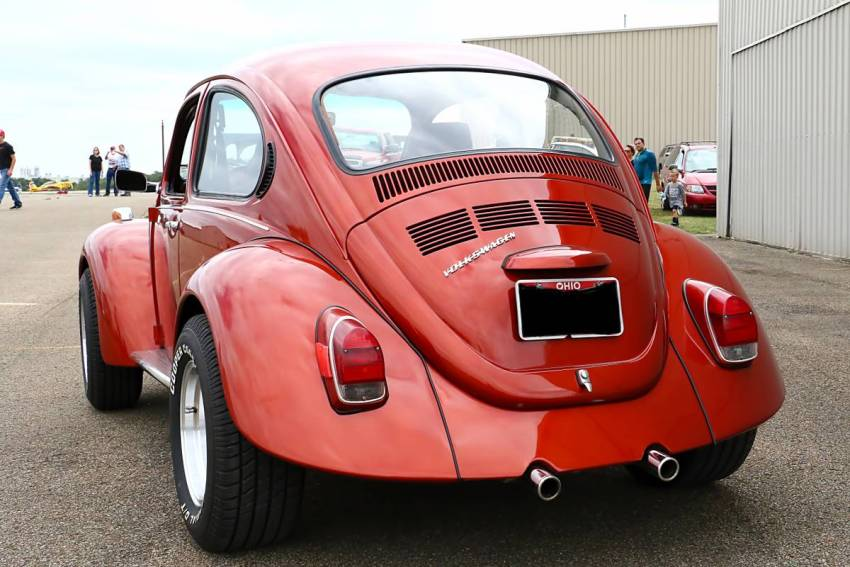 1972 VW Super Beetle - For Sale - Zanesville, OH