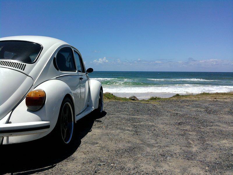 Joel Miller's 1303 Super Beetle