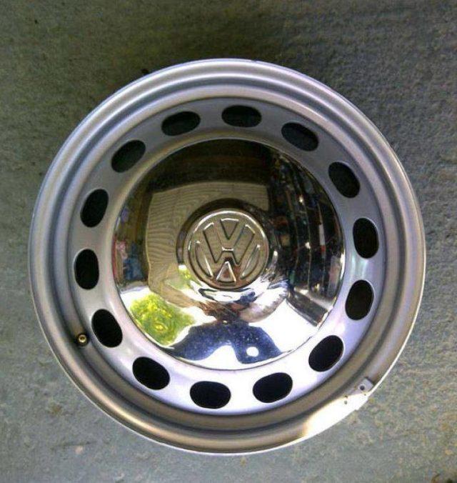 Volkswagen Beetle 2012-2018 Stock Modded Wheels