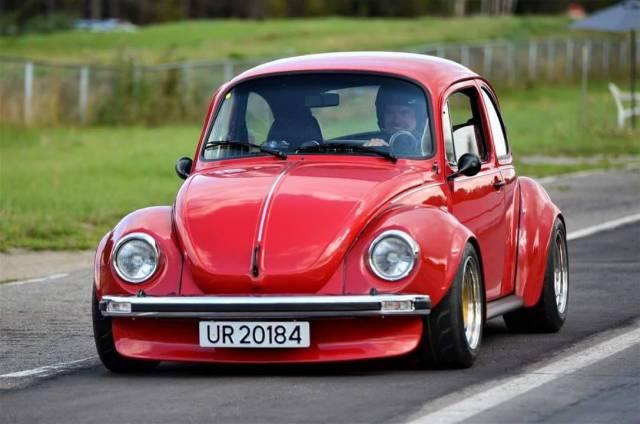 Arne M. KarlsnesArne M. Karlsnes' 1303 Super Beetle