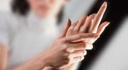 Жжение в правой руке