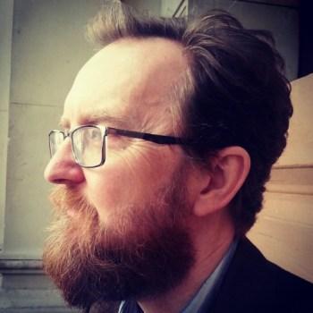 Andrew Bruce Smith in Scotland PR David Sawyer's Be Nice Blog Post.