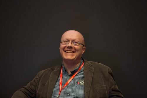 Dan Slee in Scotland PR David Sawyer's Be Nice Blog Post.