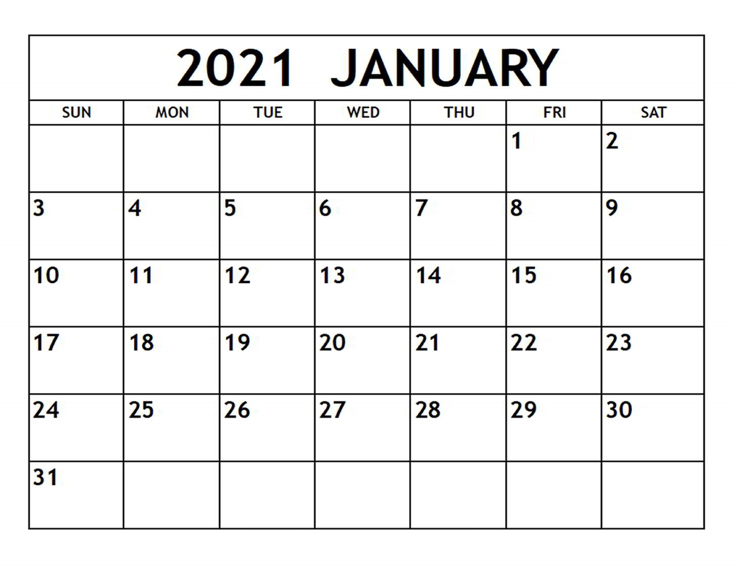 Download and print this editable, seasonal theme design monthly 2021 calendar available as both word & pdf template. Printable January 2021 Calendar Template | Zudocalendrio