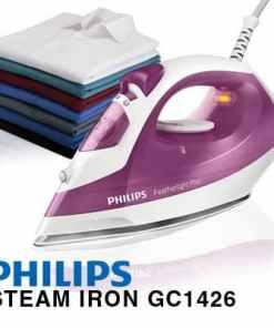 1111012817.g 400 w g - Philips GC1426 Steam Iron (Purple)