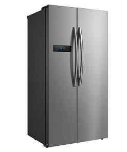 1 1 1 - Panasonic NR-BS60MSASE Refrigerator Side To Side