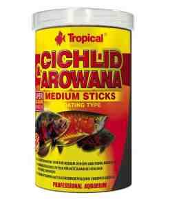 20200327 143426 - CICHLID & AROWANA MEDIUM STICKS 1000ML/360G