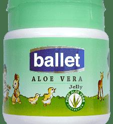 20201215 150347 - Ballet ALOE VERA Jelly - 100g X 6