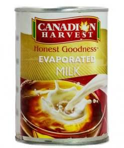 3a835e19b46529824fd6e89259ff14d0 - Canadian Harvest Evaporated Milk 410g