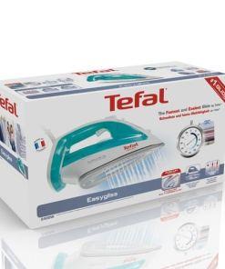 49096024 7265926284 - Tefal 2300W Steam Iron Non Stick Plate 145 gms. Steam Shot FV3951M0 (France)