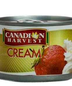 4a12372300890e59574279c39b6d7e5f - Canadian Harvest Cream 170g