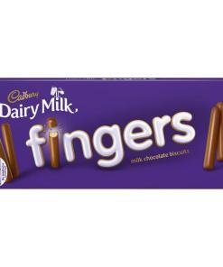 640x640 1 - Cadbury Milk Chocolate Biscuit Fingers 114g