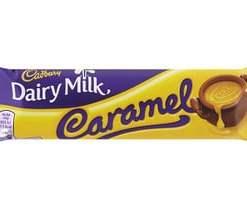 6f2d5acd 60ed 4331 813d b093d1004f30 - Cadbury Dairy Milk Caramel Chocolate Bar 45g