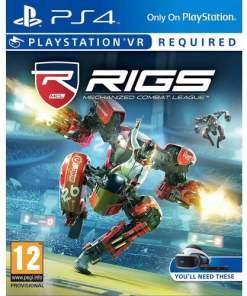 79667DFE E5CA 47AB B861 036D4A33215A - Rigs Mechanized Combat League for PlayStation VR