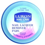 BL92 - Luron Nail Lacquer Remover Pads 15pads x 6