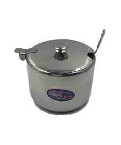 C01571 1000x1000 1 - NADSTAR2 SUGAR POT STAINLESS STEEL WITH SPOON C01571
