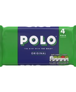 CY0168 - Polo Mints 4 Pack