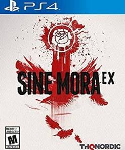 D42BF2F1 BF47 44B5 8107 8A80C6B42946 - Sine Mora Ex PlayStation 4 Cd