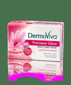 DV Fairness Glow SB - DermoViva Fairness Glow Soap - 125gm - 72