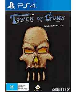 F9B43C8C 184C 4ADF 9FAF 9F3B0BF2A530 - Towe of Guns For PlayStation 4