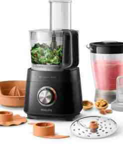 HR7520 10 A1P global 001 - Philips Food Processor 850W Citrus Press & Mill 30 Functions HR7520