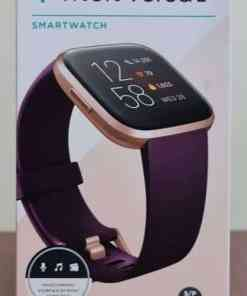IMG 20210225 WA0009 - Fitbit Versa 2 Smart Fitness Watch (Bordeaux, Copper Rose Aluminium)