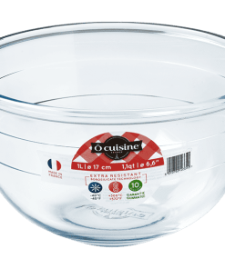 MIXING BOWL packed - OCUSINE MIXING BOWL 2L 2LINES 21CM 180BC00/1046