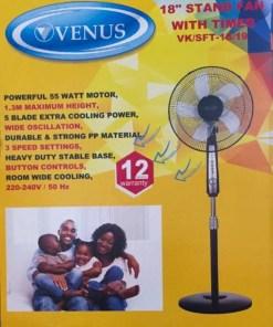 """PSX 20200110 124910 - Venus 18"""" Stand Fan"""