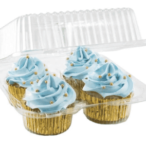 Screenshot 2021 03 13 12 53 51 - Clear Plastic Cup Cake Container - 4 Compartment