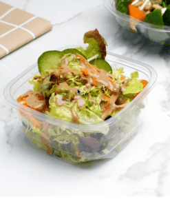 Screenshot 2021 03 16 17 19 01 - Square Deli Container With Clear Lid - 12 oz