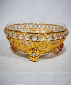 WhatsApp Image 2020 06 03 at 7.38.40 PM 2 - Gold Bowl without a lead - Design 2