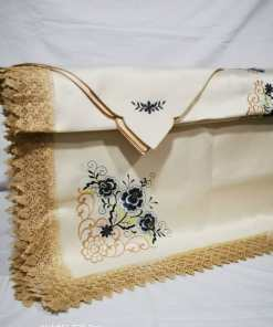 WhatsApp Image 2020 06 03 at 7.43.58 PM - Table cloth - 8 seater with Napkins - Design 2