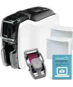 ZC11 00000A0USLT - Zebra Printer ID Card - ZC100