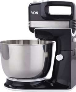 adde059c8ddf7d8832e4fe8d77c3c03c - Von VSMS03PLX Stand Mixer 4L, 300W - Stainless Steel