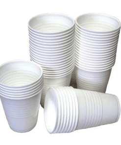 disposable cups 500x500 1 - 6oz Disposable Plastic Glasses