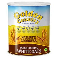 download 1 18 - Golden Country Oats Tin 24x500g