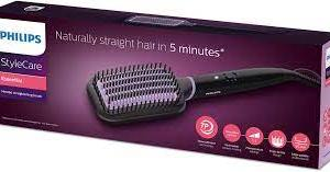 download 3 21 - Philips Style Care Heated Straightening Brush BHH880