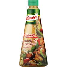 download 5 9 - Knorr Salad Dressing Creamy Honey Mustard 4x5x340ml