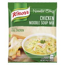 download 9 7 - Knorr Soup Chicken Noodles 6x10x50g
