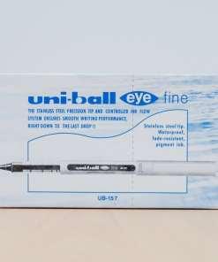 fe210a865ba751b65a7a798edd2562d0 - Uniball pen eye fine blue-157
