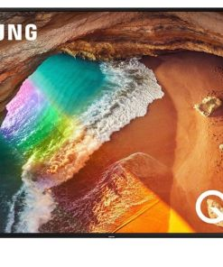 "latin en qled q60r row qn55q60rapxpa frontblack 163943367 1 1 - Samsung - QLED TV - 82Q60 - 82"""