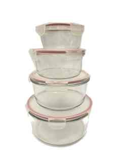 nad - NADSTAR1 FOOD CONTAINER GLASS 1409105