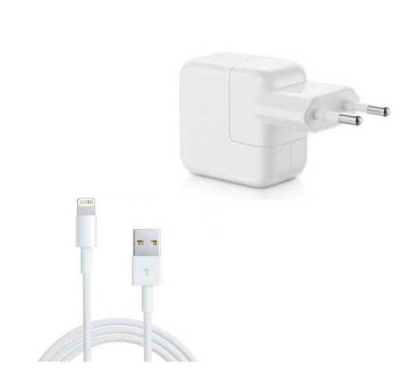 originele apple oplader ipad 21a 12w met kabel - Ipad AAA 2 in1 6S charger