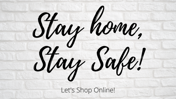 Stay home Stay safe!
