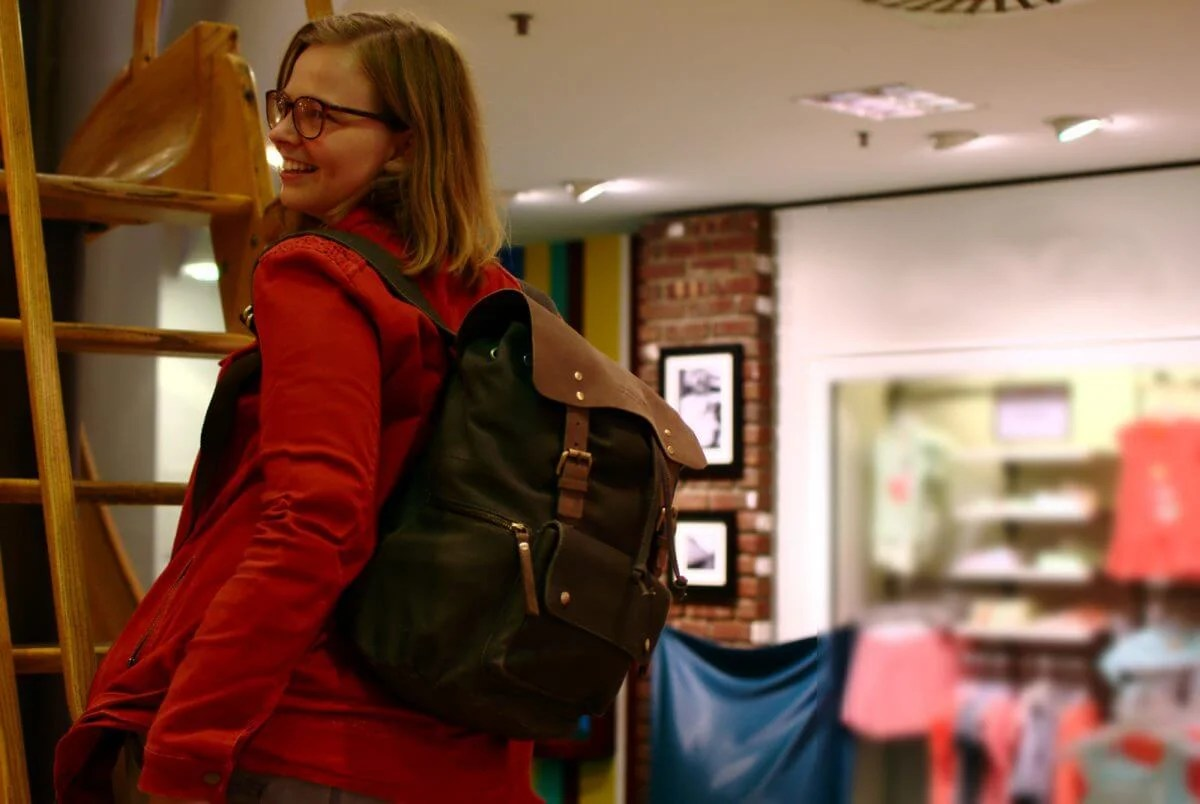 Urlaubsbegleiter gesucht – mein neuer fairer Rucksack