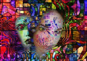 Die Psyche als Mosaik