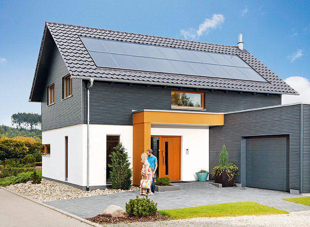 Schworer Haus Musterhauser Haus Bauen Hausideen Aussen Startseite