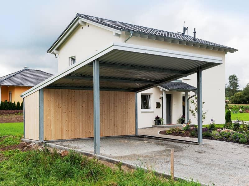 Carport Oder Garage  Zuhause3de